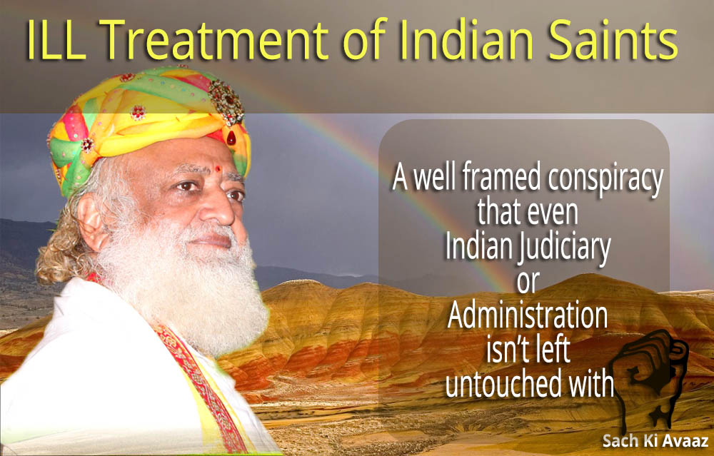 Asaram Bapu is Innocent