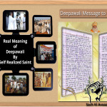 Diwali Message to disciples