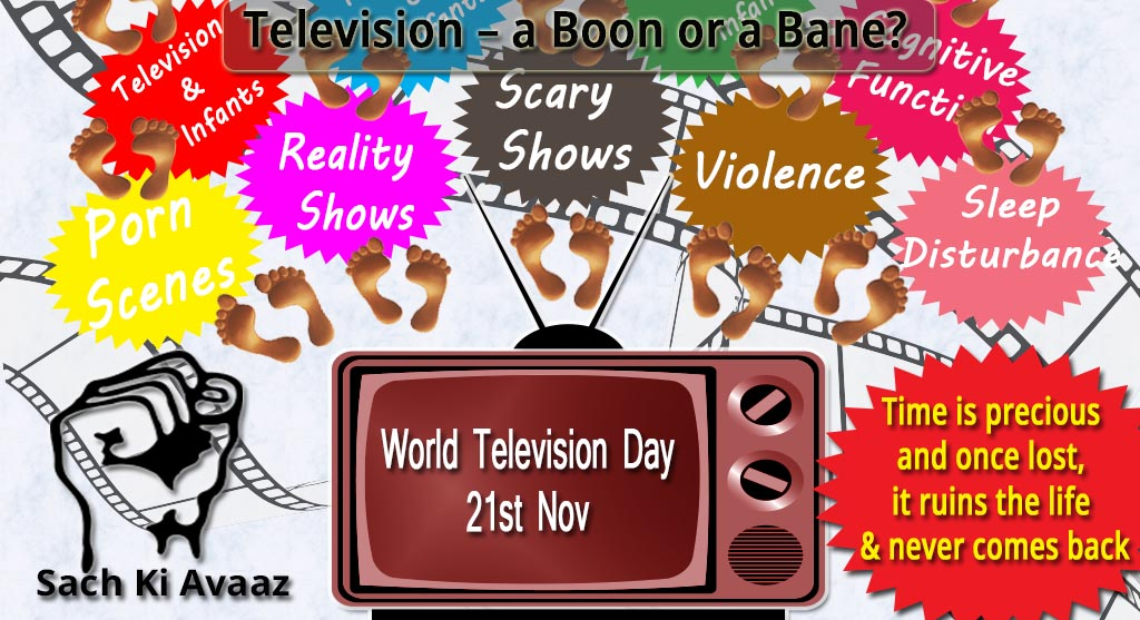 television boon or bane One hardly comes across a house today that does not have a tv set even those who belong to the lower income group invest in.