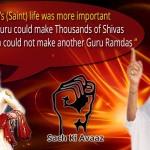 True Saint, Chatrapati Shivaji, samartth Ramdas, Asaram Bapu