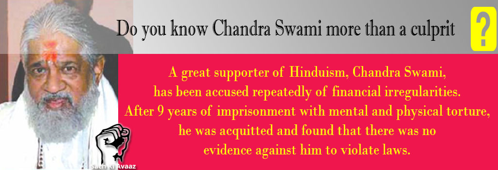 chandra swami,saint of  Humanity
