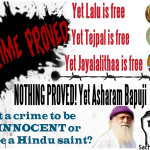 paid media, asaram bapu, asharam bapu