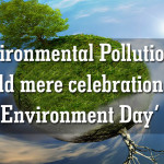 world Environment day 2015, Save Earth