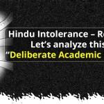 hindu intolerance , award wapsi , amir intolerance , khan intolerance