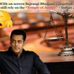 bajrangi bhaijaan , hit and run case , salman cheater